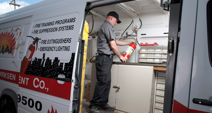 Fire Extinguishers, Fire Alarms & Suppression Systems ...