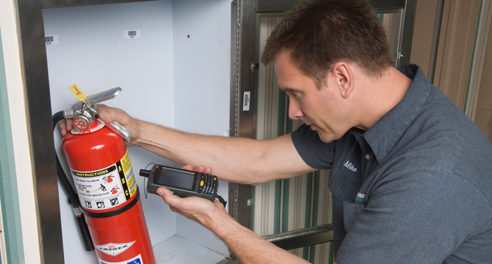 Fire Extinguishers, Fire Alarms & Suppression Systems